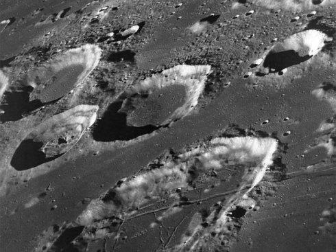 El archivo de la NASA sobre el programa Apollo 08