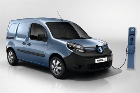 Renault Kangoo ZE 02
