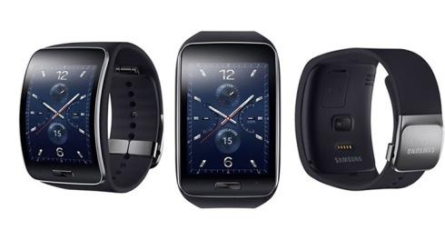 Samsung Gear S 01