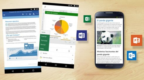 Microsoft Office Mobile Android 01