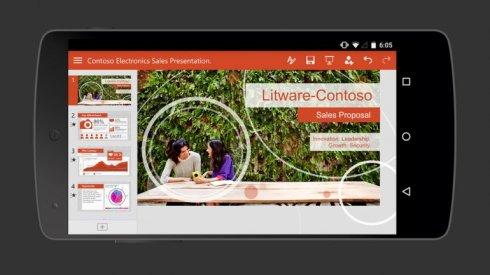 Microsoft Office Mobile Android 02